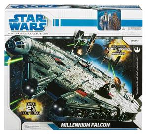 Legacy Collection 2008 - Millennium Falcon