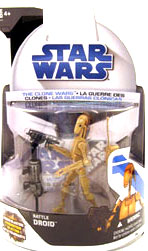 Clone Wars 2008 - Battle Droid
