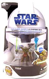 Clone Wars 2008 - Yoda
