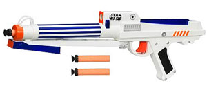 Clone Wars 2008 - Clone Trooper Blaster