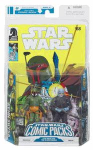 Star Wars Comic Pack - Dengar and Fenn Shysha