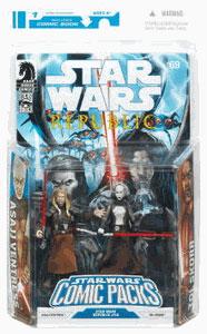 Star Wars Comic Pack - Asajj and Tol Skorr