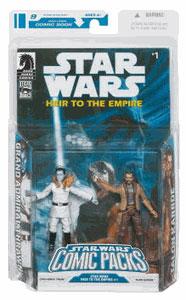 Star Wars Comic Pack - Grand Admiral Thrawn and Talon