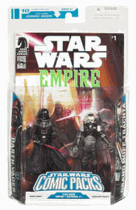 Star Wars Comic Pack - Darth Vader and Grand Moff Trachta