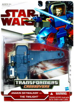SW Transformers Crossovers - Anakin Skywalker to The Twilight