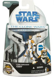 Clone Wars 2008 - Clone Commander Cody