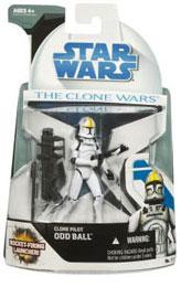 Clone Wars 2008 - Clone Pilot Odd Ball