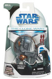 Clone Wars 2008 - Destroyer Droid