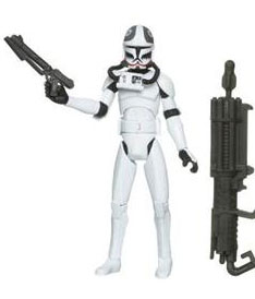 Clone Wars 2009 - Red Back Tank Gunner