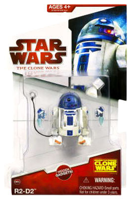 Clone Wars 2009 Red Back - R2-D2