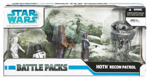 Battle Pack - Hoth Recon Patrol