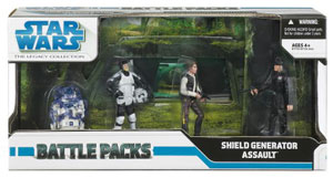 Battle Pack - Legacy Collection: Shield Generator Assault