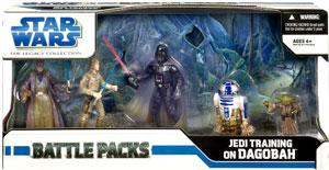 Battle Packs - Jedi Training On Dagobah