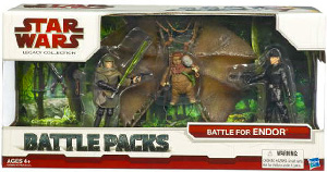 Battle Packs - Battle For Endor