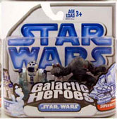 Clone Wars Galactic Heroes - R2-D2 with Rocket Jets and Super Battle Droid