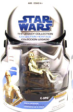 Clone Wars 2008 - Saga Legends - C-3PO