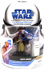 Clone Wars 2008 - Saga Legends - Mace Windu