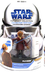 Clone Wars 2008 - Saga Legends - Plo Koon