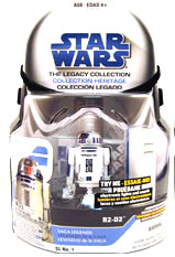 Clone Wars 2008 - Saga Legends - R2-D2