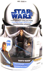 Clone Wars 2008 - Saga Legends - Darth Vader(Anakin)