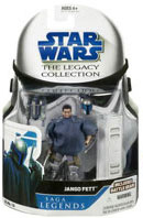 Clone Wars 2008 - Saga Legends - Jango Fett