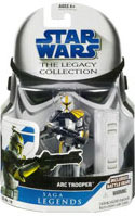 Clone Wars 2008 - Saga Legends - Arc Trooper