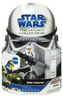 Clone Wars 2008 - Saga Legends - Barc Trooper