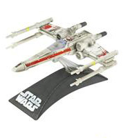 Clone Wars Titanium - Red Leader X-Wing Red
