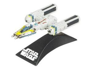 Clone Wars Titanium - Gold Squadron Y-Wing
