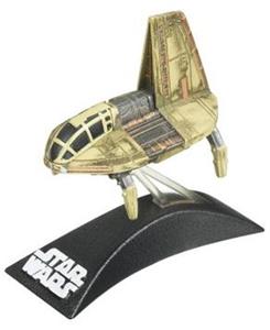 Clone Wars Titanium - Nemoidian Shuttle