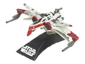 Clone Wars Titanium - ARC-170 Starfighter Clone Wars Edition