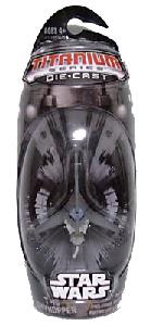 Clone Wars Titanium - T-16 Skyhopper