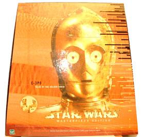 12-Inch Deluxe C-3PO Masterpiece