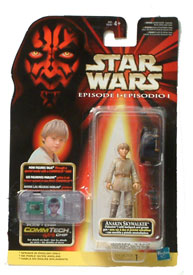 EP1 - Anakin Skywalker with Backpack