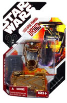 30th Anniversary 2008 - Mustafar Panning Droid