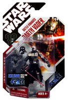 30th Anniversary Force Unleashed - Battle-Damaged Darth Vader
