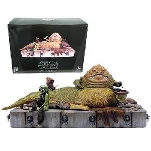 Gentle Giant - Jabba The Hutt Statue