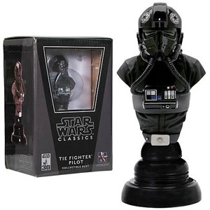Gentle Giant - Tie Fighter Pilot Bust
