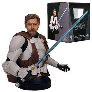 Gentle Giant - Obi-Wan Kenobi In Clone Armor Bust