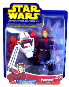 Jedi Force: Anakin Skywalker with Rescue Flyer
