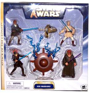 Jedi Warriors 4-Pack