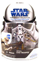 SW Legacy Collection - Build a Droid - Imperial Evo Trooper GH-4