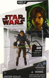 SW Legacy Collection - Build a Droid - Black Card - Jacen Solo