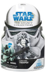 SW Legacy Collection - Build-A-Droid Clone Scuba Trooper