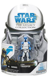 SW Legacy Collection - Build-A-Droid Clone Trooper (With Quad Cannon)