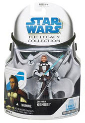 SW Legacy Collection - Build-A-Droid General Obi-Wan Kenobi