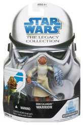 SW Legacy Collection - Build-A-Droid Mon Calamari Warrior