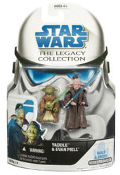 SW Legacy Collection - Build a Droid - Yaddle and Even Piell