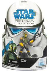 SW Legacy Collection - Build a Droid - Jodo Kast