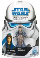 SW Legacy Collection - Build a Droid - Queen Breha Organa